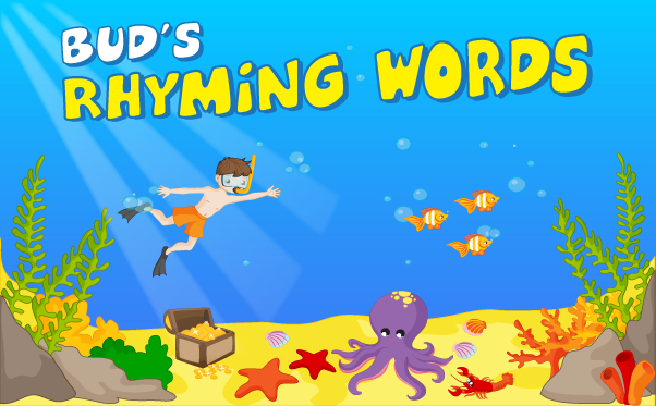 Rhyming Words Promo