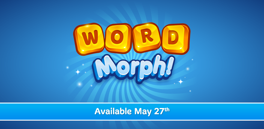 word morph available on May 27th